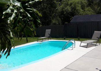 Daytona Beach Vackert fritidshus med en privat pool 3 sovr / 2 badr 6 pers från € 114 € / dag