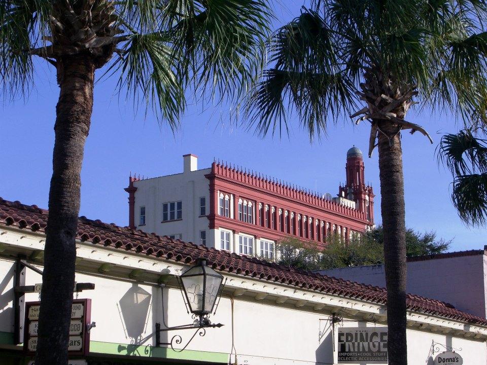 Ausflug nach St. Augustine