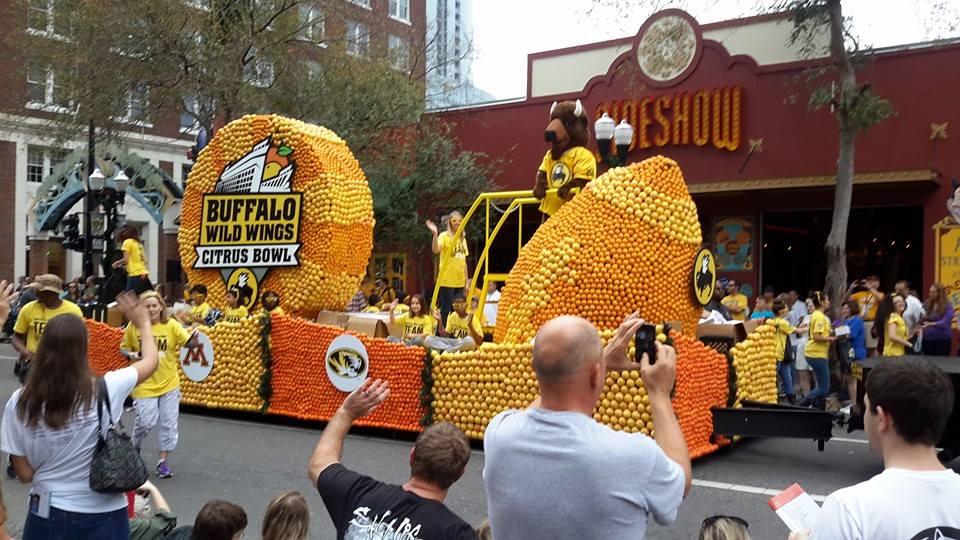 Florida Citrus Parade